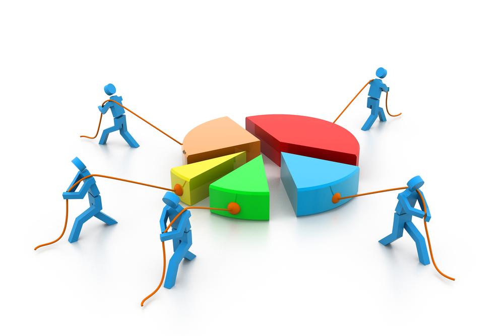 Dividing business profit